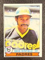 1979 Topps Dave Winfield #30 NM-MT San Diego Padres HOF