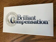 Brilliant Compensation Vhs Tape - Tim Sales