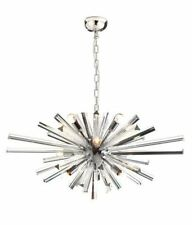 Unique giganteschi SPUTNIK CHANDELIER CEILING LAMP MURANO TRIEDO