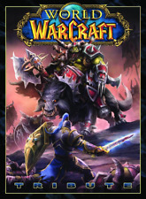 World of Warcraft Tribute by Blizzard and UDON Art Book WOW