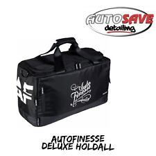 NEW 2021 Auto Finesse Deluxe Detailiers Holdall professional kit carrier