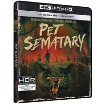 Pet Sematary (30th Anniversary) (4K Ultra HD + Blu-ray) [UHD]