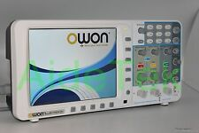 Newest low-noise OWON 100Mhz Oscilloscope SDS7102V FFT LAN+VGA 3yrs warranty