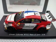 1/43 Citroen C-Elysée - WTCC #11 Qatar 2016 - Spark