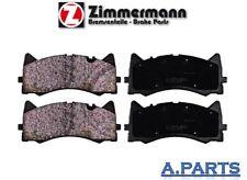 ZIMMERMANN BREMSBELAGSATZ KOMPLETT VORNE MERCEDES C63 AMG  W205 GT AMG C190