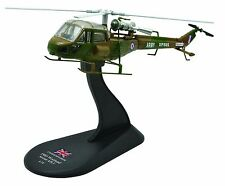Westland Scout diecast 1:72 helicopter model (Amercom HY-51)