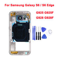 OEM For Samsung Galaxy S6 Edge / Edge Plus New Middle Frame Bezel Housing Plate