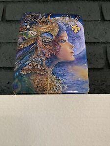 Josephine Wall  MasterPieces 1000 Piece New Jigsaw Puzzle Art Metal Tin
