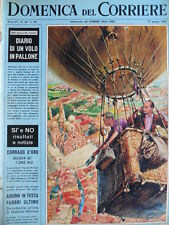 Domenica Del Corriere n°26 1965 Max David - Corrado Mantoni [D24]
