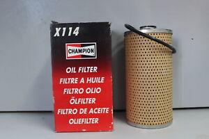 FILTRO OLIO BMW 324D 2.5 E30 1985/1990  524D 2.5 E28 CH4802