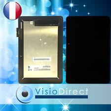 Ecran complet pour Asus Transformer Book T100HA noir vitre tactile + ecran LCD
