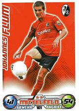 101 Johannes Flum - SC Freiburg - TOPPS Match Attax 2009/2010