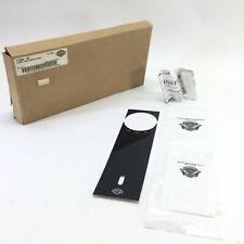 NOS Genuine Harley Davidson Road King Carbon Fiber Console Insert 71354-05