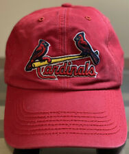 St Louis Cardinals Red 47 Franchise Brand Fitted Hat Baseball Cap Size Medium