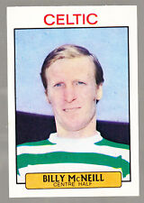 A&BC Scottish Footballers 1971 - Series 1 - Billy McNeill - Celtic - # 23