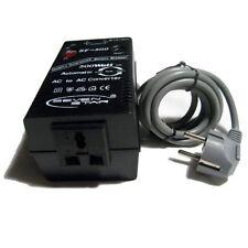 TRANSFORMATEUR CONVERTISSEUR 500W RÉVERSIBLE VOLTAGE CONVERTER 220V 110V STEP UP