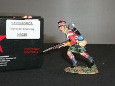 King and Country na299 GORDON Highlander avanzando in metallo giocattolo Soldato Figura