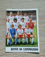 Panini Bundesliga 1988 200 Bayer 04 Leverkusen Fussball 88