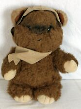 "Vintage Star Wars Plush 15"" Wicket Ewok Doll C7 (no tags)"