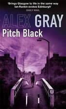 Pitch Nero di Alex Gray Libro Tascabile 9780751538748 Nuovo