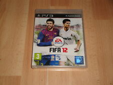 Ps3◄ juego FIFA 12◄sony Playstation►videogame original Sports Play Futbol Pal/es