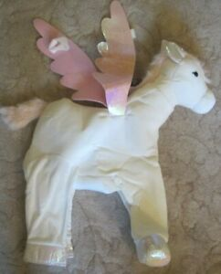 Pottery Barn Halloween 3-D Pegasus Costume size Small NWT 1-piece NEW