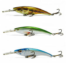 "3 pcs Ugly Duckling Lure, 3"" Balsa Wood best walleye lure, walleye trolling lure"