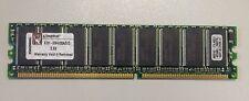 MODULO MEMORIA 512Mb KTH-XW4100A/512 DDR KINGSTON (PC3200 400MHz)