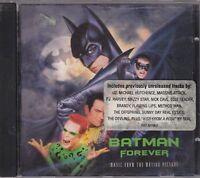 BATMAN FOREVER - o.s.t. CD