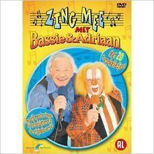 Bassie & Adriaan : Zing mee met Bassie & Adriaan (DVD)