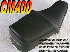 CM400 1979-81 seat cover for Honda CM 400 CUSTEM CM400T CM400E CM400C T C E 172