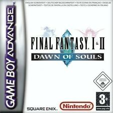 Final Fantasy I & II: Dawn of Souls (Game Boy Advance, 2004)