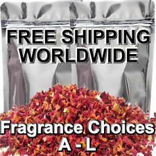 Scented Potpourri 2 x 30gm Sachets EXTRA STRONG Choose your fragrance A-L Scents