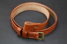 Spanish Mauser Model 93 m93 1893 1916 1943 m43 Natural Leather Rifle Gun Sling