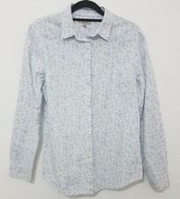 KEW LONDON Women's Blouse Tailored Floral 100% Cotton size S 10 / 36