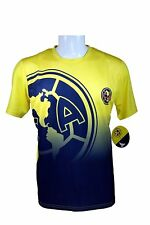 Club America Soccer Official Adult Poly Jersey P005 -L