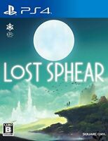 New PS4 LOST SPHEAR Japan PlayStation 4