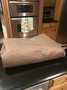 New ORVIS Grip Tight Furniture Protector M LoveSeat Dog Tweed Sofa Cover