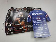 Lot Of 23 Buffalo Bills Magnets 22 2008's, 1 2011 122716jh