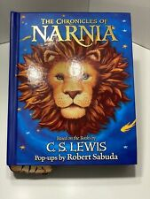 Chronicles of Narnia Pop-up Book by Robert Sabuda, C.S. Lewis, 2007