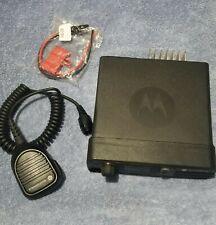Motorola Xpr4350 Uhf Analog/Digital Ham Mobile *Read Description* Working
