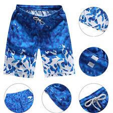 US Men's Boardshorts Surf Beach Shorts Swim Wear Sports Trunk Pants Plus Size DS