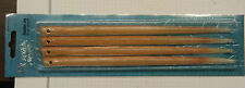 sandee jig 25cm red pearl sand eel. pack of 4. quantum sea zebco. free postage.