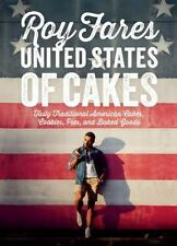 United States of Cakes by Roy Fares  Hardcover NEW  FREE SHIPPING