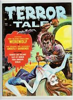 Terror Tales Vol. 3 #6 Classic Horror Magazine Eerie Publications 1971