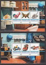 Nederland 2016 Eindejaarsbeurs Barneveld - blokjes 11-12 speelgoed -vintage toys