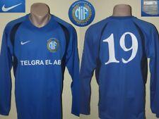 Jersey Camiseta Trikot Shirt Longsleeve NYNASHAMNS IF Nike #19 Home Sweden