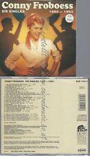 CD--CONNY FROBOESS--VOL.,DIE SINGLES -1960-1962