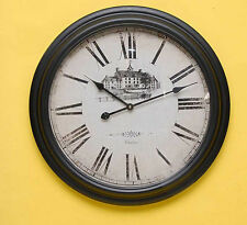 RELOJ DE PARED EN METAL. mod. LIVERPOOL. 65 cmts.