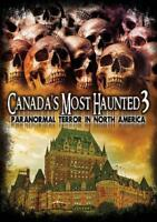 CANADA'S MOST HAUNTED 3: PARANORMAL TERROR IN NORTH AMERICA USED - VERY GOOD DVD
